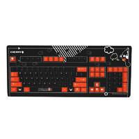双11预售:CHERRY 樱桃 G80-3000 机械键盘 熊本熊限定款 黑轴