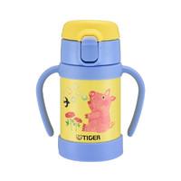 Tiger 虎牌 MCK-A28C 儿童保温吸管杯 280ml