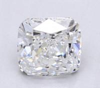 Blue Nile 1.01克拉 垫形钻石(切工VG,成色D,净度VVS2)