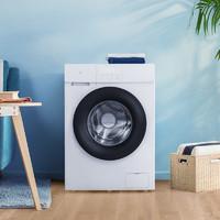 有品米粉节、补贴购:MIJIA 米家 1F XQG100MJ301W 滚筒洗衣机 10KG