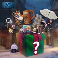 暴雪Blizzard 官方正版周边福袋 守望先锋 魔兽炉石 W