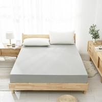 京造 全棉纯色床笠 1.5米