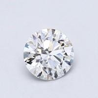 银联爆品日 : Blue Nile 0.52克拉圆形切割钻石(切工EX、D级成色、VS2净度)