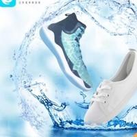 京东PLUS会员:e袋洗 运动鞋(普通面料)/小白鞋/帆布鞋清洗任意3双 免费取送