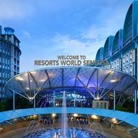 双11预售:新加坡圣淘沙名胜世界酒店1晚+环球影城大门票2张