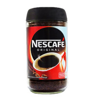 Nestlé 雀巢 速溶黑咖啡 原味 200g