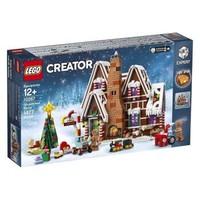 小编精选、新品发售 : LEGO 乐高 创意百变系列 街景主题 10267 姜饼屋