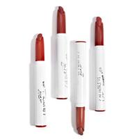 ColourPoP 卡拉泡泡 CGB001 哑光口红colourpop ziggie红棕砖色