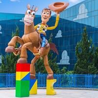 双11预售:上海迪士尼玩具总动员酒店1晚套餐 含双早 周末通用