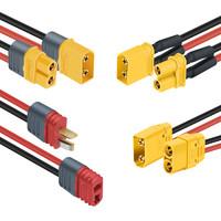 艾迈斯锂电池连接器  行业标杆XT60 航模插件