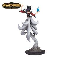 英雄联盟 LOL 九尾妖狐阿狸大型雕塑 游戏周边
