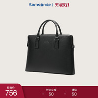 Samsonite  新秀丽 45Q09006 男士手提包