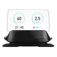 新品发售、双11预售 : Carrobot 车萝卜 C2-BT1S 彩屏蓝牙版 HUD抬头显示器