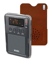 Eton Elite 迷你緊湊 AM/FM/短波收音機