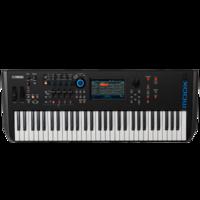 YAMAHA 雅马哈 合成器 MODX6 编曲键盘