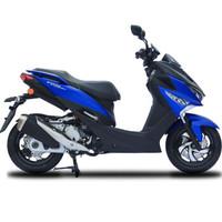 金城摩托JC200T-7草蜢ABS款电喷水冷高压缩比运动踏板摩托车运费到付 蓝色 运费到付 请与客服确认颜色