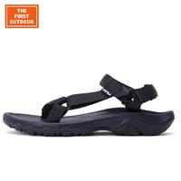 美国领先户外舒适快干运动时尚沙滩鞋橡胶耐磨凉鞋搭扣情侣款