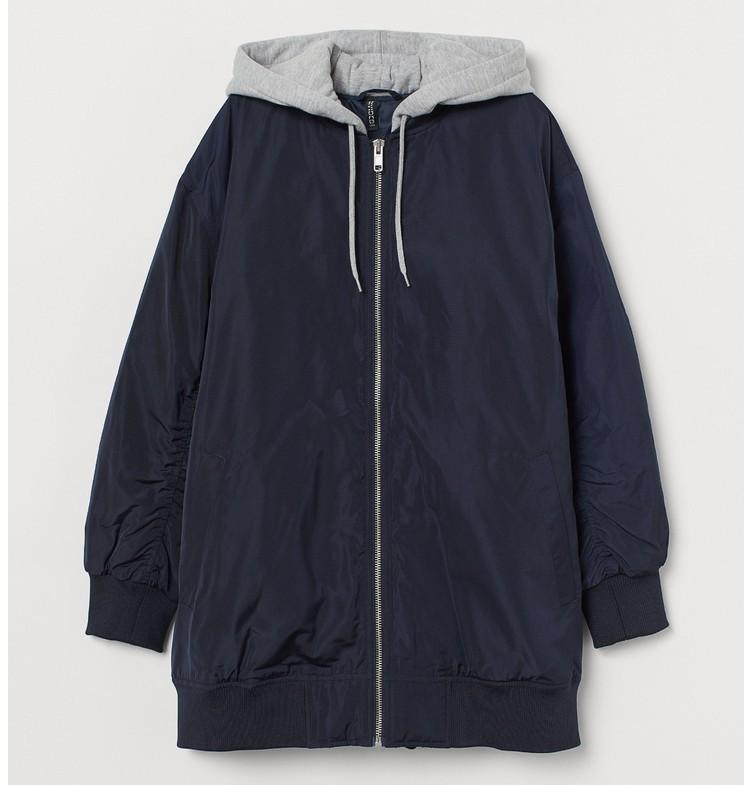 H&M DIVIDED 0793731 女士厚外套
