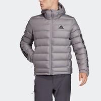 双11预售 : adidas 阿迪达斯 FI2759 男士短款棉服