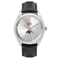 EDOX 依度 Les Vauberts 80505-3-AIR 男士机械腕表