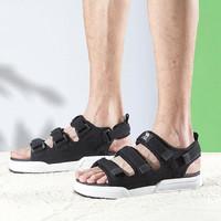 CAMEL/骆驼凉鞋男2019夏季新款沙滩鞋情侣潮流休闲运动海边透气凉拖鞋