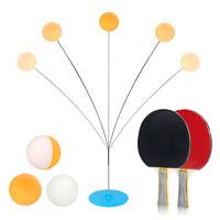 豪步     乒乓球训练器   55cm