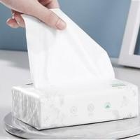 EMXEE 嫚熙 婴儿棉柔巾  100抽 36包