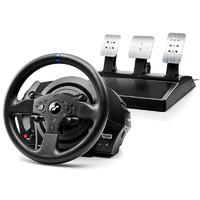 圖馬思特T300GT力反饋游戲方向盤電腦開車PS4賽車模擬駕駛支持PC版地平線4/歐洲卡車/塵埃/GT賽車/賽車計劃等