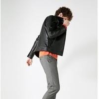 双11预售:SELECTED 思莱德 418410510 男士绵羊皮立领皮衣
