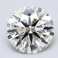 Blue Nile 0.52克拉 圆形切割钻石(切工EX,成色E,净度VS1)