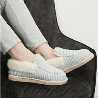 双11预售 : 嫚熙 孕妇秋冬款月子鞋