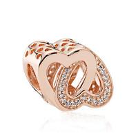 PANDORA 潘多拉 纏繞的愛 925銀飾掛件 781880CZ