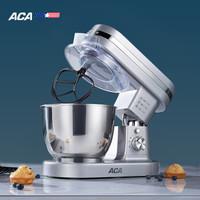 北美电器(ACA)厨师机家用和面机揉面机ASM-DM12K