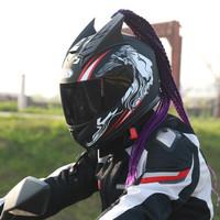 AIS艾狮男女士电动摩托车头盔