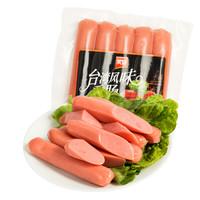 美好 方便速食 火腿肠 台式风味香肠245g/袋 *13件