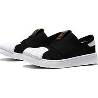 adidas 阿迪达斯 三叶草 婴童休闲鞋 贝壳头童鞋