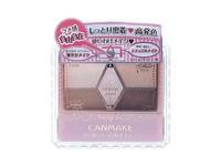 CANMAKE 井田 雕刻五色眼影盘 02 婴儿米色 3.2g
