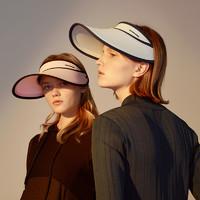 考拉黑卡會員:BANANAUNDER蕉下遮陽防曬帽防曬防紫外線遮臉帽子沙灘帽太陽帽