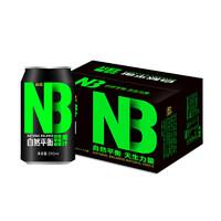 众果美味果汁NB运动能量饮料310ml*12罐 大日期清仓