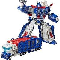 孩之宝变形金刚  男孩儿童玩具礼物 决战塞伯坦 领袖级 S13 通天晓E3479+凑单品