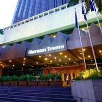 雙11預售 : 烏節路商圈!新加坡喜來登酒店2晚套餐(含早+幻光雨林門票)
