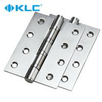 KLC 不锈钢开槽合页铰链 3MM厚 KS2-C109 单片=1片装 *3件
