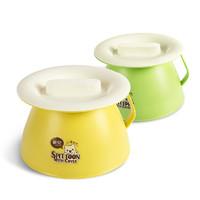 CHAHUA 茶花 塑料痰盂 儿童尿壶