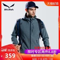 SALEWA 沙乐华 SWAEG91112 男式软壳