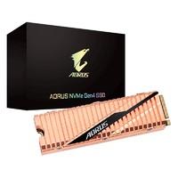 GIGABYTE 技嘉 AORUS Gen4 1TB M.2 固态硬盘