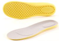 男女吸汗防臭运动鞋垫2双