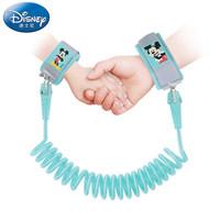 迪士尼 儿童防走失手环牵引绳 *2件