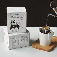 豆豆肥 蓝山风味挂耳咖啡 10包 送咖啡杯