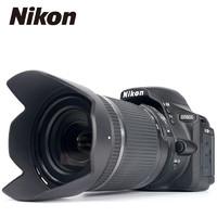 Nikon 尼康 D5600 单反相机 + 腾龙 18-200 F/3.5-6.3 II VC 镜头 套装