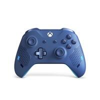 Microsoft 微软 Xbox One 无线控制器 游戏手柄 宝石蓝